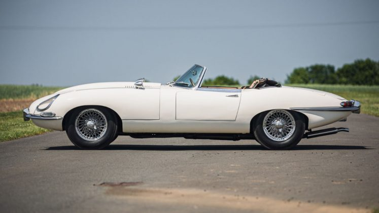 1961 Jaguar E-Type Series Roadster