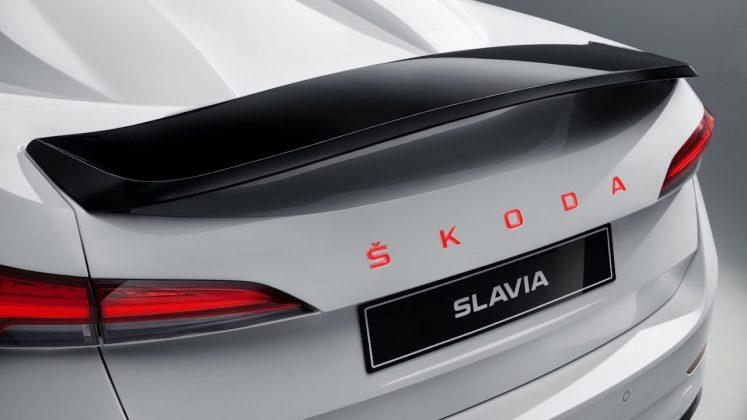 2020 Skoda Slavia spider