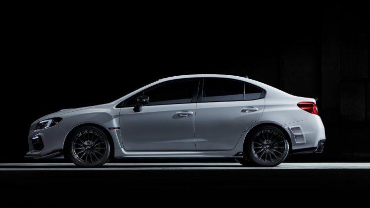Subar WRX S4 STI Sport # 2020