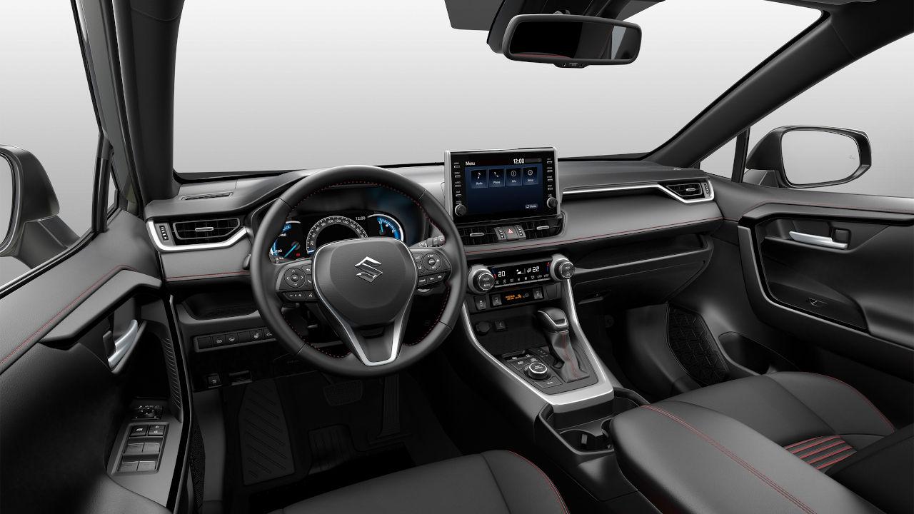 2020 Suzuki Across νέο SUV