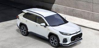 2020 Suzuki Across SUV νέο