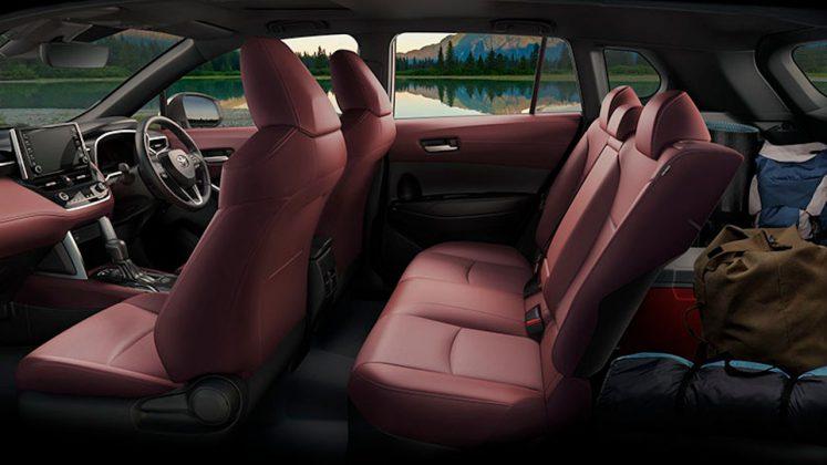2020 Toyota Corolla Cross SUV