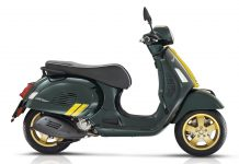 2020 Piaggio Vespa σειρά Racing Sixties