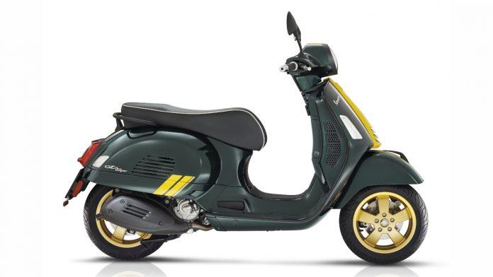 2020 Piaggio Vespa σειρά Racing Sixties