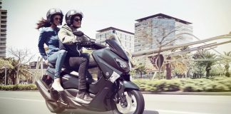 2020 Yamaha NMAX scooter τιμή
