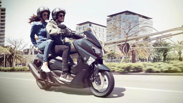 2020 Yamaha NMAX scooter τιμή