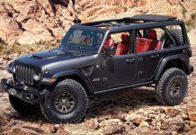 2020 Jeep Wrangler Rubicon 392 Concept