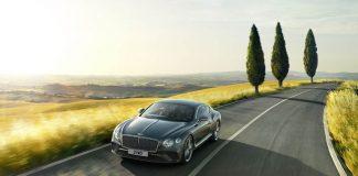 2020 Bentley Continental GT 2020 ντοκιμαντέρ
