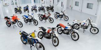 BMW GS 40 χρόνια μοτοσυκλέτες