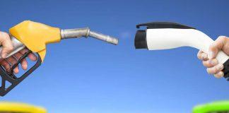 ηλεκτρική βενζίνη πετρέλαιο
