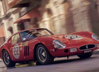 Ferrari 250 GTO Ares design