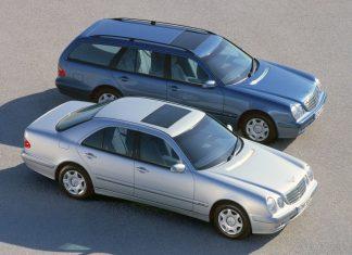 Mercedes-Benz E-Class 25 χρόνια W210
