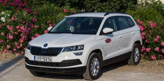 2020 SKoda Karoq 1.5 TSI DSG test traction