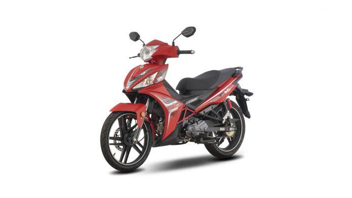 2020 SYM VF125 νέα χαμηλότερη τιμή