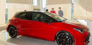 Toyota υβριδικά ορόσημο Ευρώπη 2020
