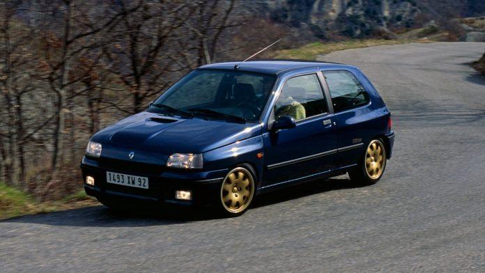 Renault Clio 30 χρόνια 2020
