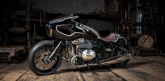 2020 BMW R 18 Blechmann μοτοσυκλέτα
