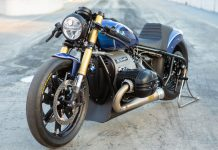 BMW R 18 Dragster Roland Sands Design 2020