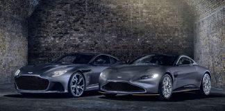 Aston Martin 007 εκδόσεις 2020