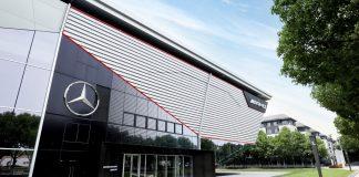 2020 Mercedes-AMG Κέντρο Εμπειρίας