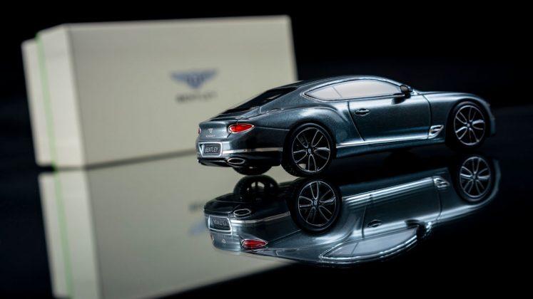 2020 Bentley Continental GT Μινιατούρα