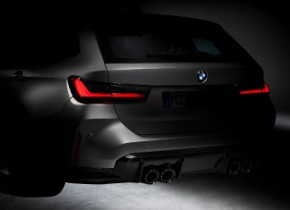 2020 BMW M3 Touring station wagon