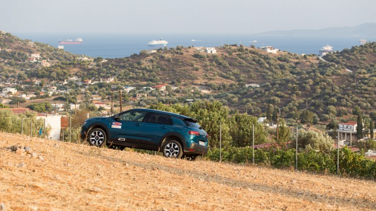 Citroen C4 Cactus διακοπές Traction.gr