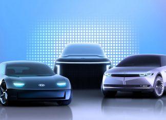 2020 νέα μάρκα Ioniq Hyundai ηλεκτρικά