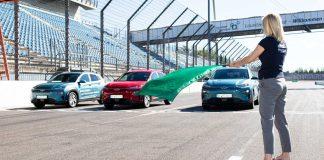 Hyundai Kona rekor αυτονομία ηλεκτρικό
