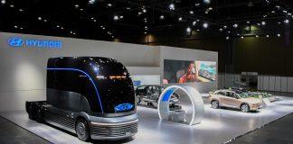 2020 Hyundai Υδρογόνο 2020 έκθεση Κορεά