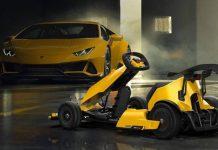 inebot GoKart Pro Lamborghini Edition 2020