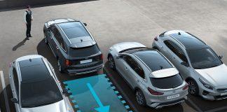 2020 Kia Sorento Remote Smart Parking Assist (RSPA) παρκάρισμα