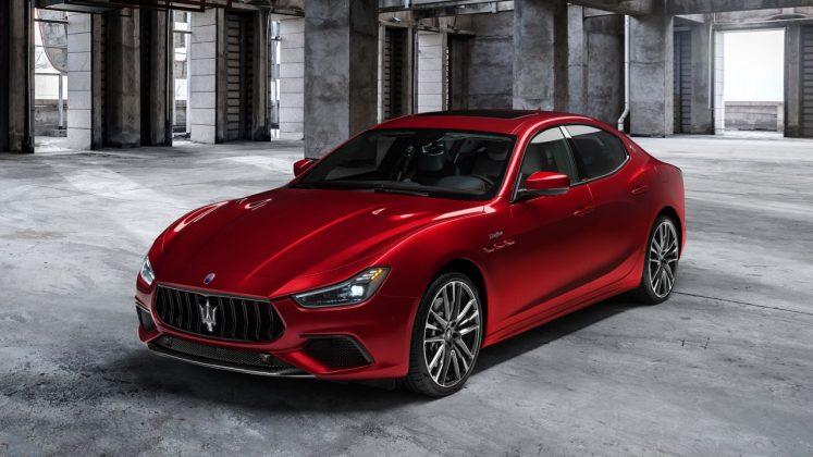 2020 Maserati TRofeo Ghibli Quattroporte