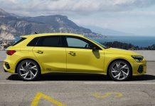 2020 νέο Audi S3 Sportback και Sedan