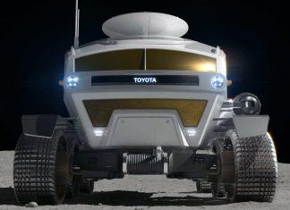 2020 Toyota Lunar Cruiser