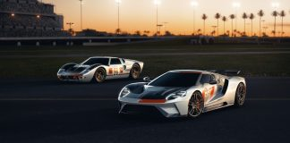 2020 Ford GT Heritage Edition
