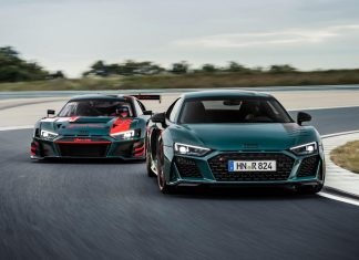 Audi R8 green hell 2020