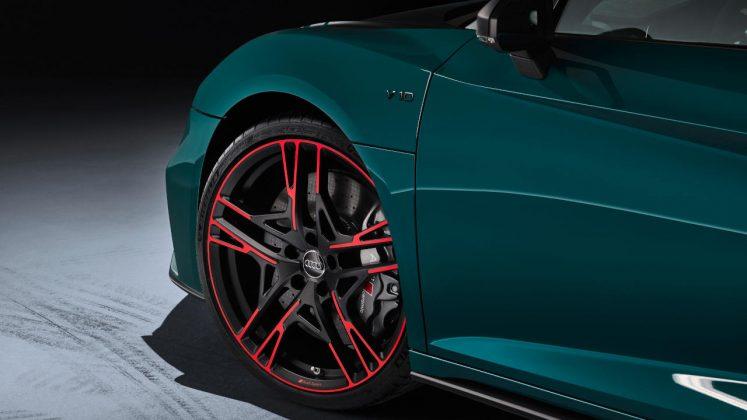 Audi R8 green hell 2020