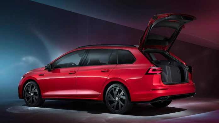 2020 VW Golf Variant