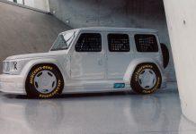 Mercedes-Benz Project Geländewagen 2020