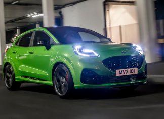 Νέο Ford Puma ST 2020