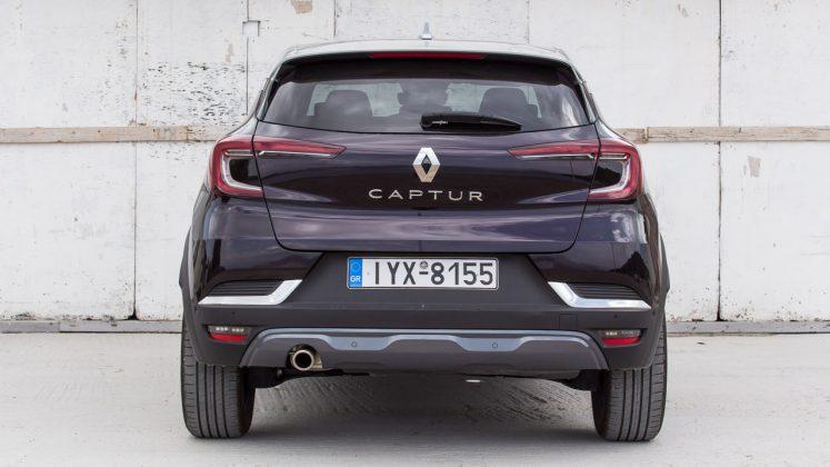 Renault Capture Initiale Parirs 155 Ps Δοκιμή Traction.gr