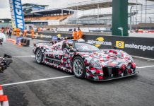 Toyota GR Super Sport Le Mans 2020