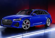 "Audi RS 6 Avant ""RS Tribute edition"""