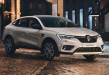 Renault Arkana Τιμές