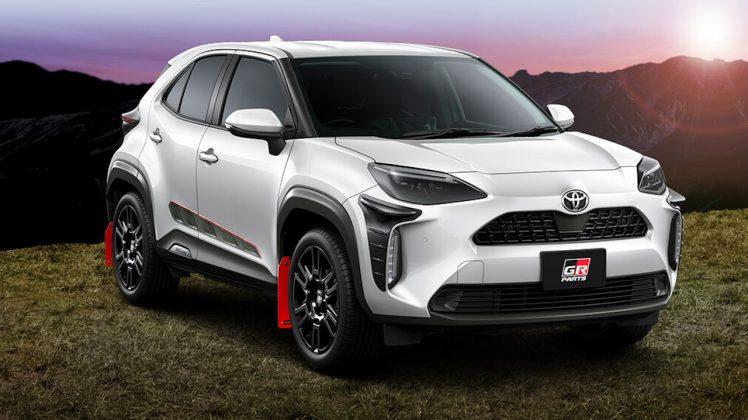 2020 Toyota Yaris Cross GR Gazoo Racing