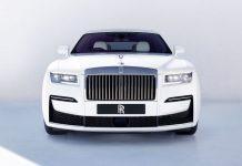 2021 νέα Rolls-Royce Ghost