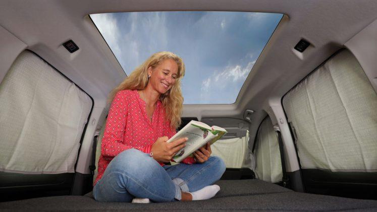2021 VW Caddy California