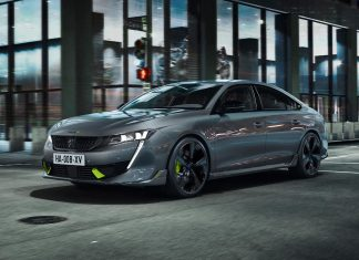 508 Peugeot Sport Engineered 2021