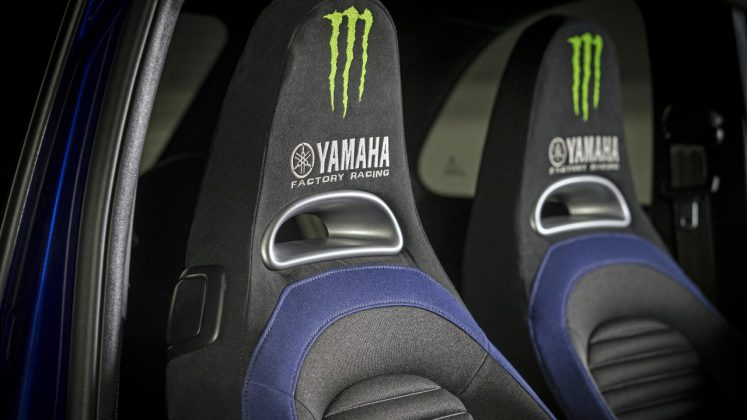 Abarth 595 Monster Energy Yamaha 2020